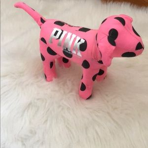 VS PINK collectors dog